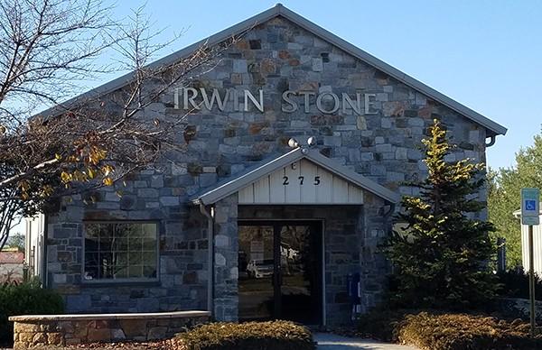 Irwin stone store