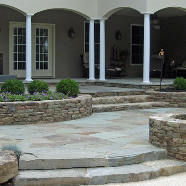 High-quality, low-cost flagstone