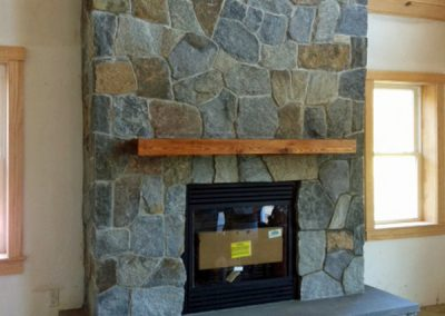 Lake George Mosaic Thin Veneer