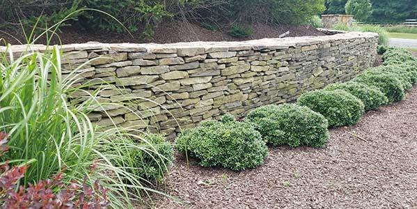 weathered wallstone